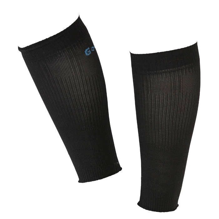 Gococo Compression Calf Sleeves black L
