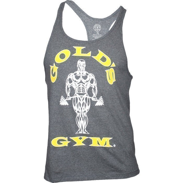 Gold's Gym Classic Gold's Gym Stringer Tank Top arctic grey M