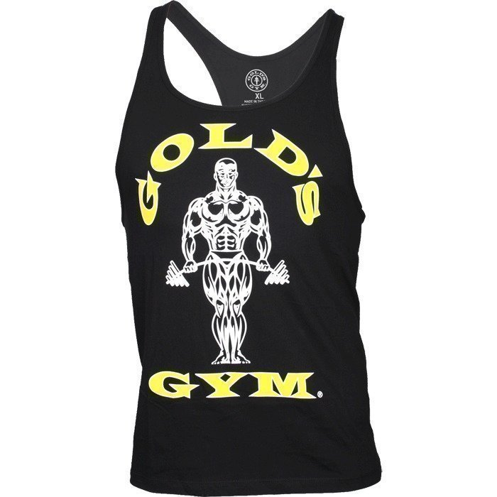Gold's Gym Classic Gold's Gym Stringer Tank Top black L