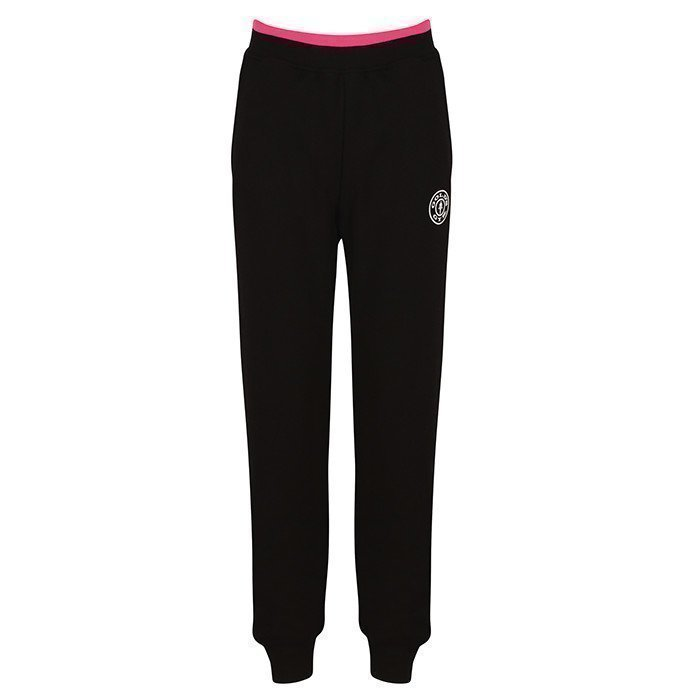Gold's Gym Golds Gym Fitted Ladies Jog Pant Black