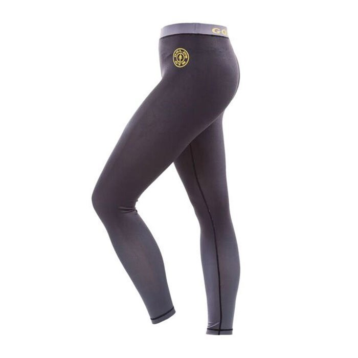 Gold's Gym Golds Gym Ladies Tights Grey