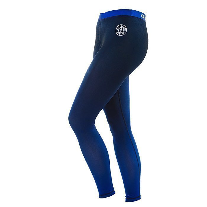 Gold's Gym Golds Gym Ladies Tights Navy L