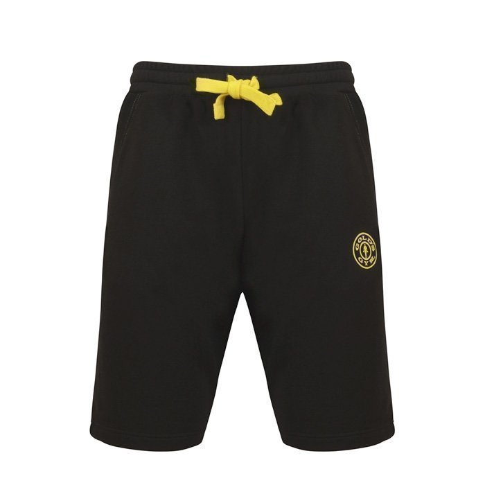 Gold's Gym Golds Gym Logo Sweat Short Black L