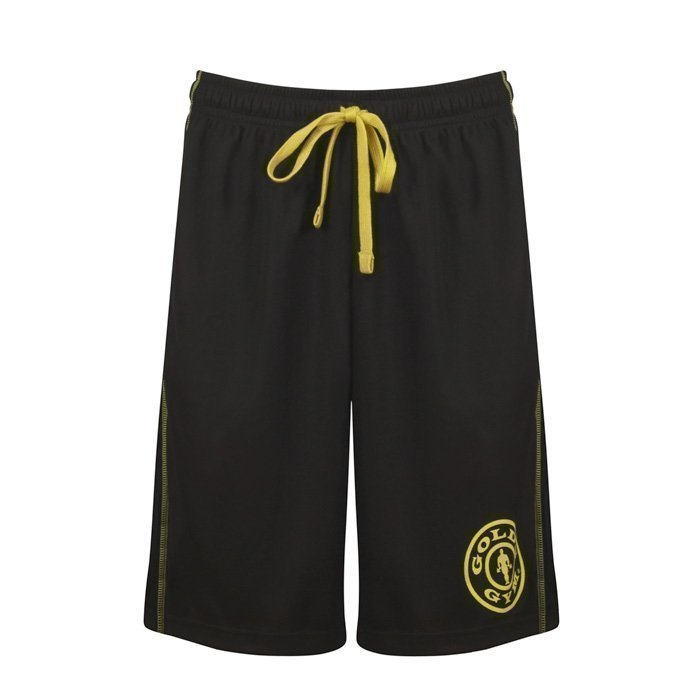 Gold's Gym Golds Gym Mesh Short black L