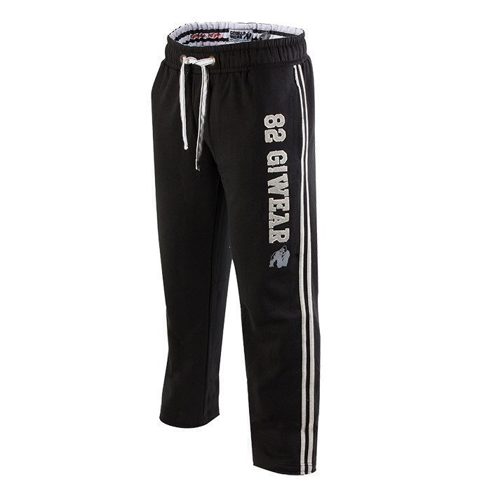 Gorilla Wear 82 Sweat Pants black/white S/M
