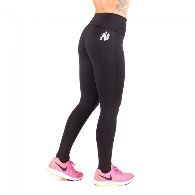 Gorilla Wear Annapolis Work Out Leggings Black L