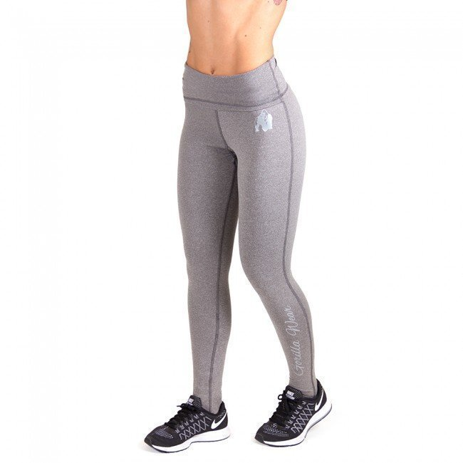 Gorilla Wear Annapolis Work Out Leggings Grey L