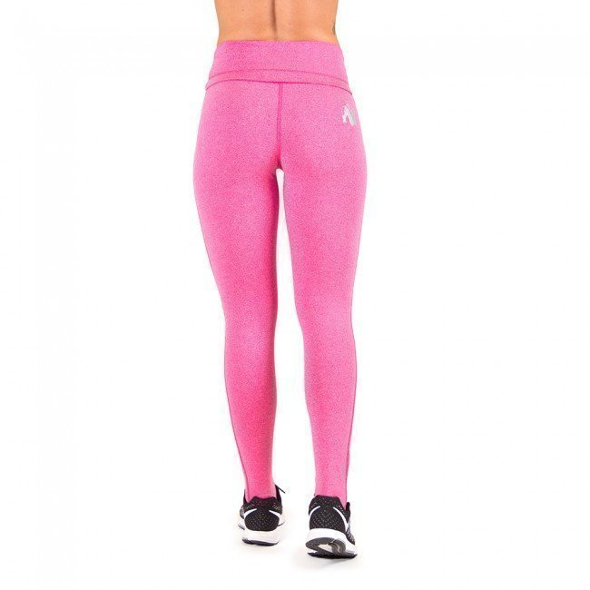 Gorilla Wear Annapolis Work Out Leggings Pink L