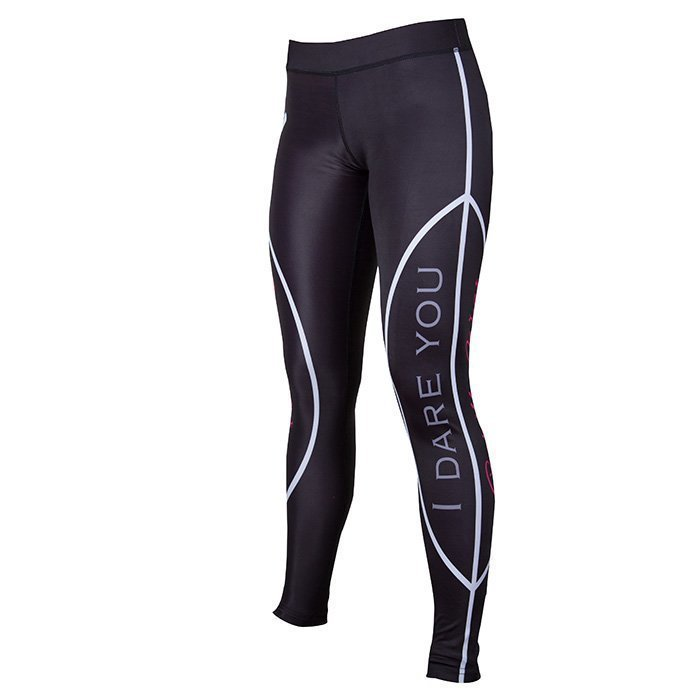 Gorilla Wear Baltimore Tights black/white L