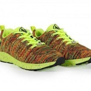 Gorilla Wear Brooklyn Knitted Sneakers Neon 41