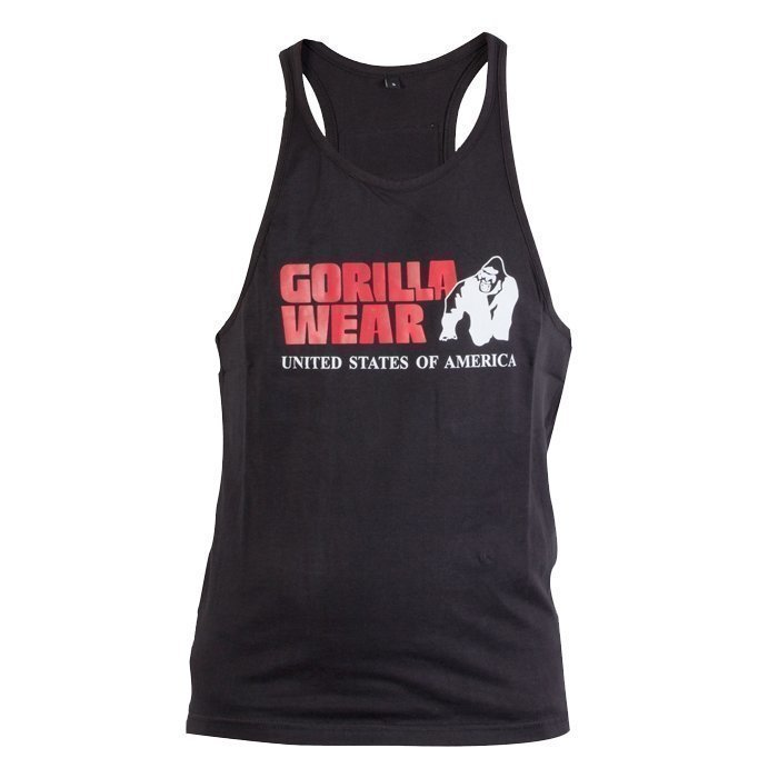 Gorilla Wear Classic Tank Top black XXXL