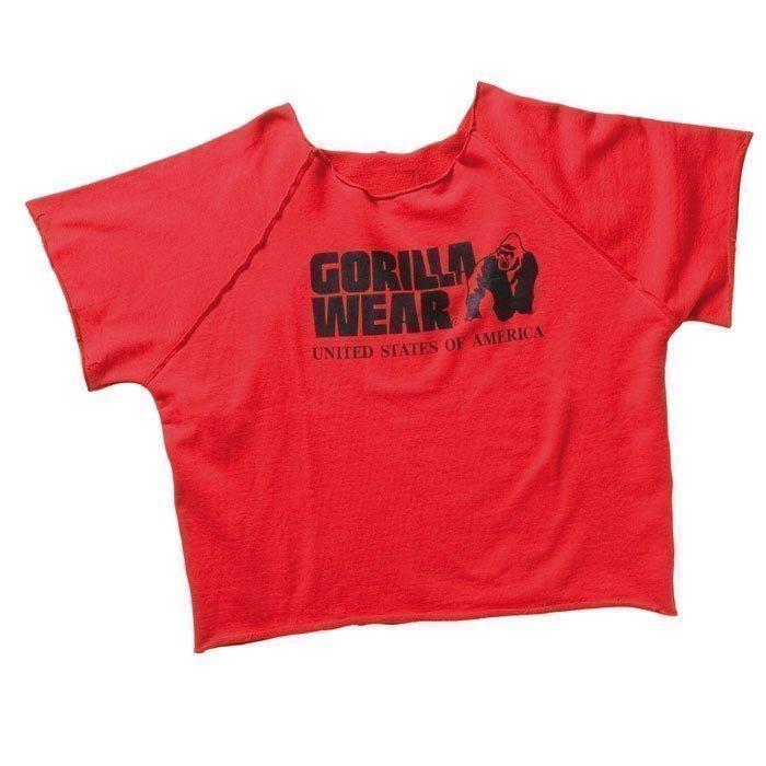 Gorilla Wear Classic Workout Top red XXL/XXXL