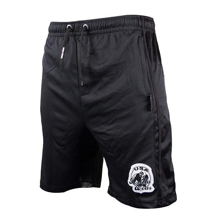 Gorilla Wear GW Oversized Athlete Shorts black S/M