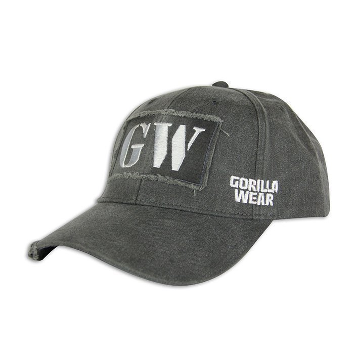 Gorilla Wear GW Washed Cap grey