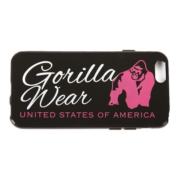 Gorilla Wear GW iPhone 6 Case black/pink