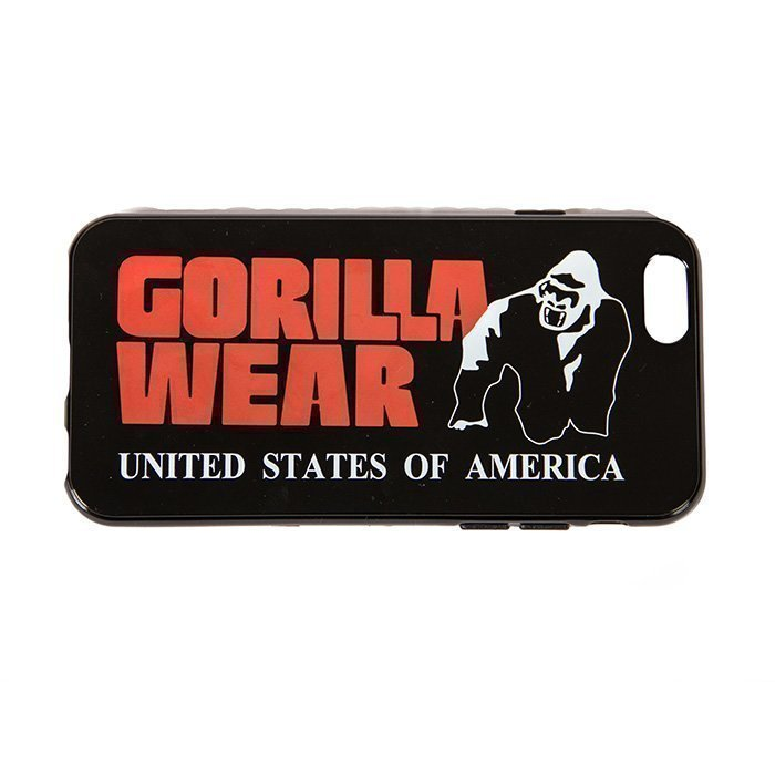 Gorilla Wear GW iPhone 6 Case black/red