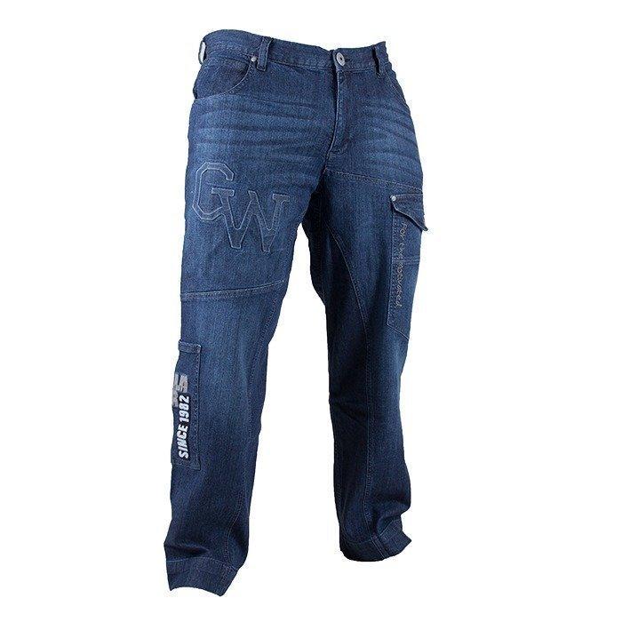Gorilla Wear GW82 Jeans blue