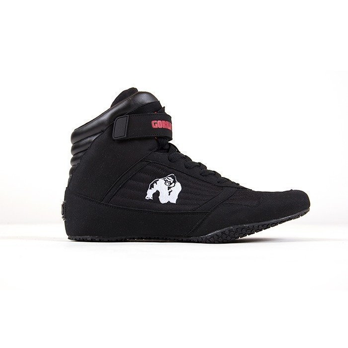 Gorilla Wear G!WEAR High Tops Black