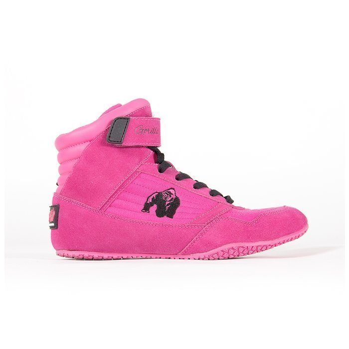 Gorilla Wear G!WEAR High Tops Pink 36