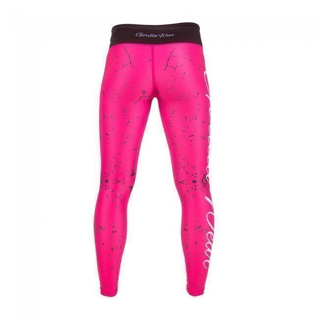 Gorilla Wear Houston Tights Pink S