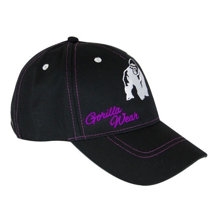 Gorilla Wear Lady Logo Cap black