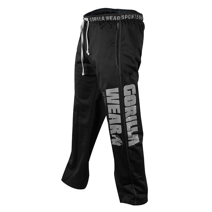 Gorilla Wear Logo Mesh Pants black