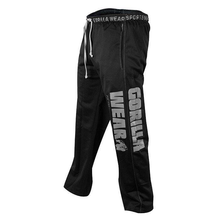 Gorilla Wear Logo Mesh Pants black