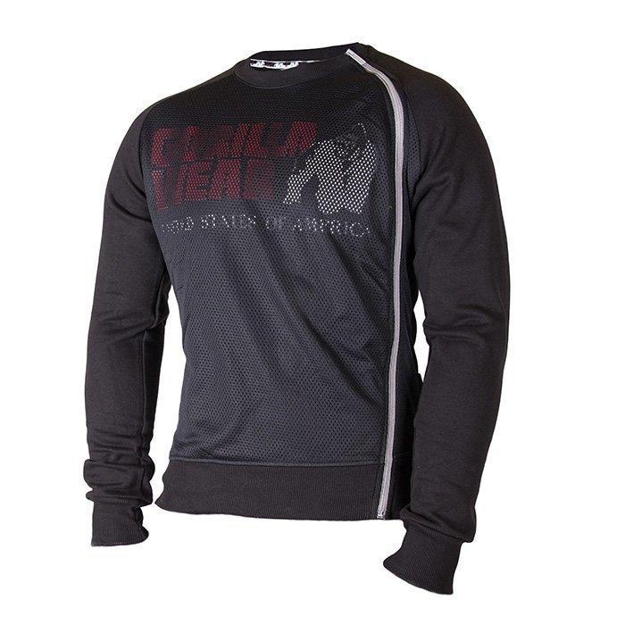 Gorilla Wear Memphis Mesh Sweatshirt black