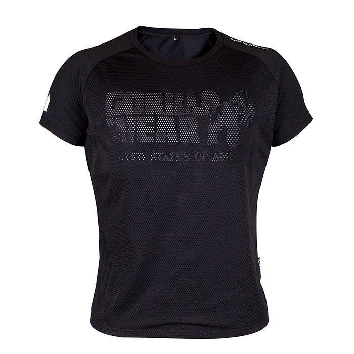 Gorilla Wear Memphis Mesh Tee black 3XL