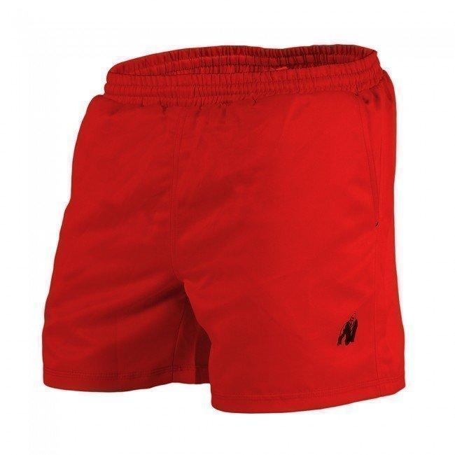 Gorilla Wear Miami Shorts Red S
