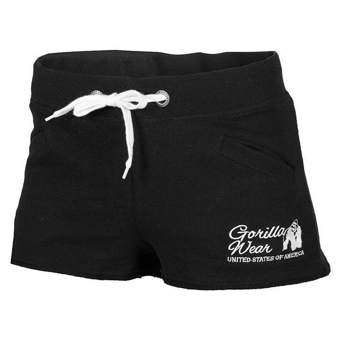 Gorilla Wear New Jersey Sweat Shorts black L