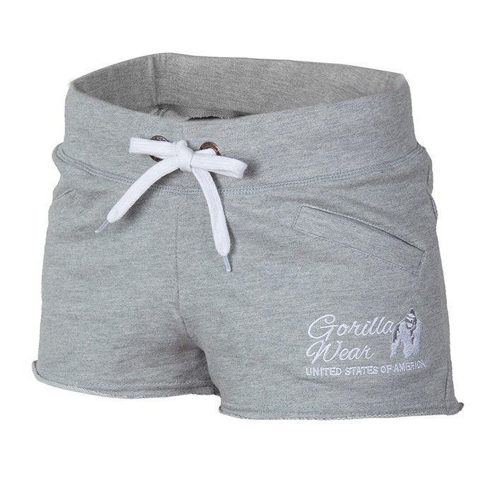 Gorilla Wear New Jersey Sweat Shorts grey L