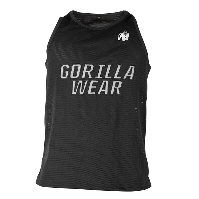 Gorilla Wear New York Mesh Tanktop black XXXL