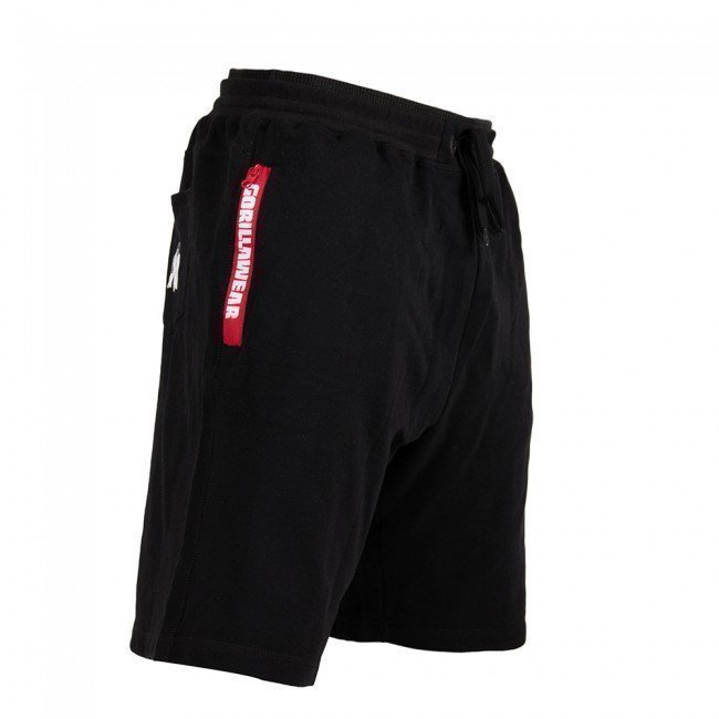 Gorilla Wear Pittsburgh Sweat Shorts Black S