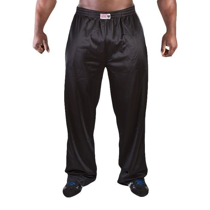 Gorilla Wear Track Pants black S/M