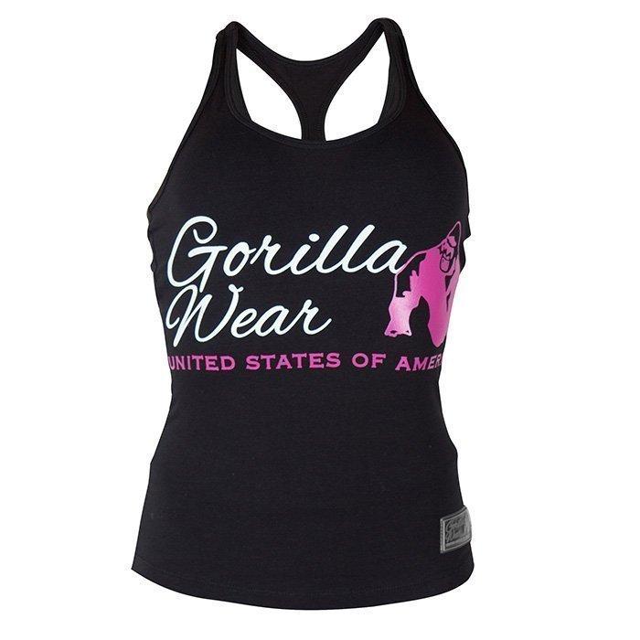 Gorilla Wear Women's Classic Tank Top black L