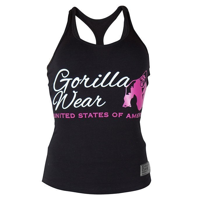 Gorilla Wear Women's Classic Tank Top black S