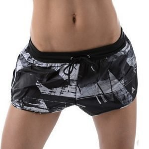Graphic Woven Short