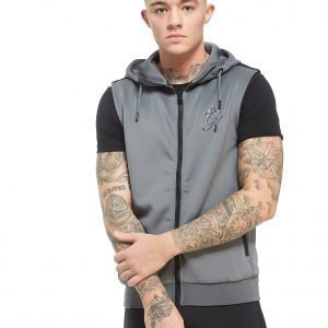 Gym King Poly Gilet Steel
