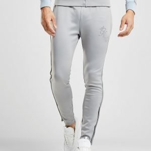 Gym King Poly Track Pants Harmaa