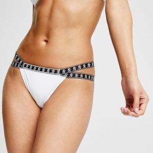 Gym King Tape Bikini Alaosa Valkoinen