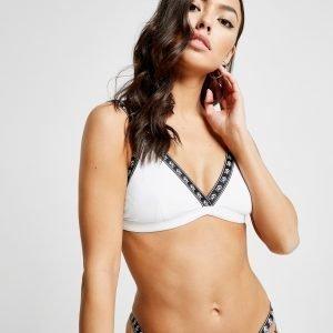 Gym King Tape Bikini Toppi Valkoinen