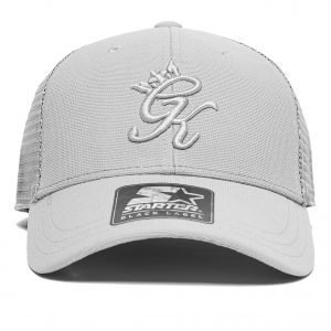 Gym King Trucker Cap Steel