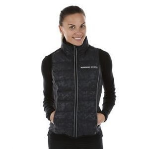 Gym Quilted Gilet