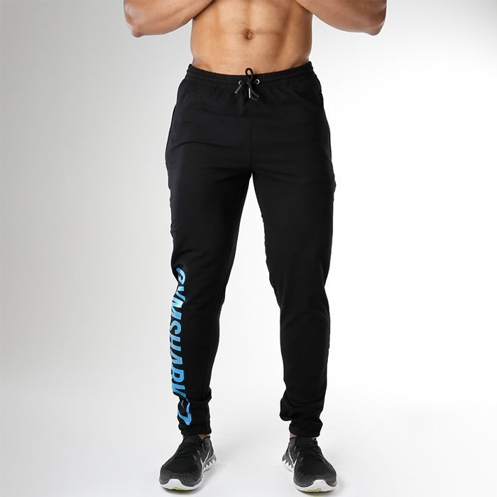 Gymshark Imprint Bottom Black/Blue