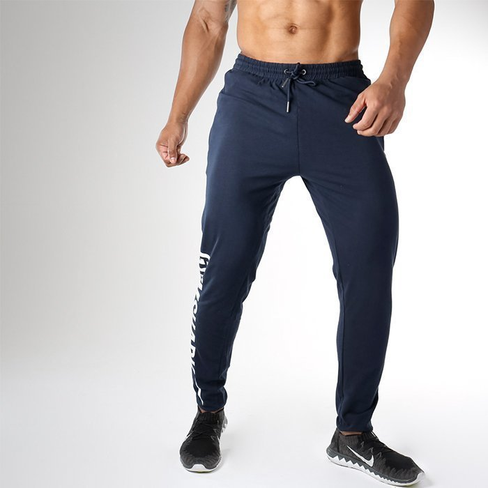 Gymshark Imprint Bottom Navy/White
