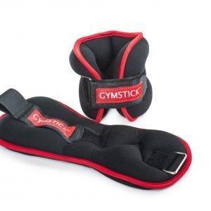 Gymstick Ankle Wrist Painot 1 Kg 2kpl