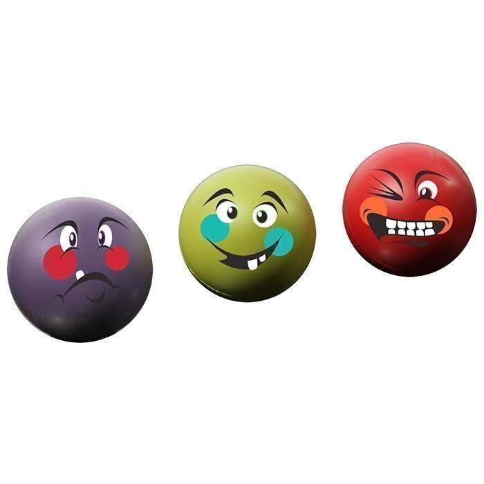 Gymstick Antistress ball 3 pcs