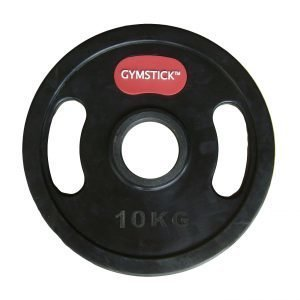 Gymstick Olympia Levypaino 10 Kg 1 Kpl