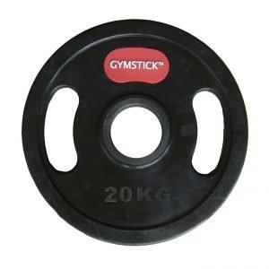 Gymstick Olympia Levypaino 20 Kg 1 Kpl